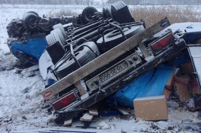 Шофёр автофуры, попавший вДТП, прожил 4 дня впатрульном автомобиле ДПС