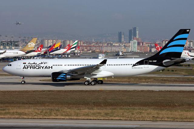 Сын Каддафи опровергает связь сугонщиками ливийского самолета