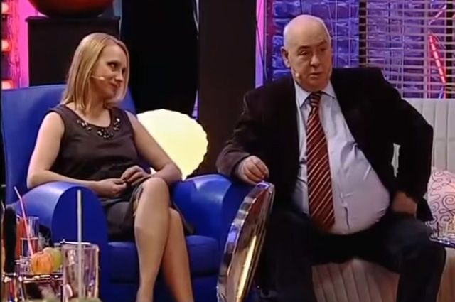 Ирина Мазуркевич и Анатолий Равикович.