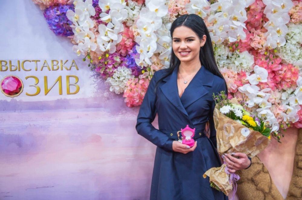 В донской столице в рамках ювелирной выставки прошёл очередной конкурс красоты и обаяния.