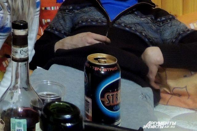 ВПетербурге ребенок выпил энергетик ипопал в поликлинику