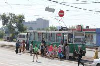 Музыканты сняли трамвай к клипе