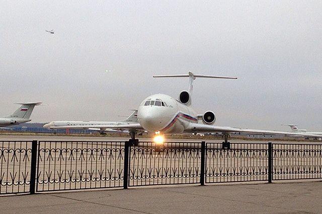 91 человек находился наборту самолета, разбившегося около Сочи