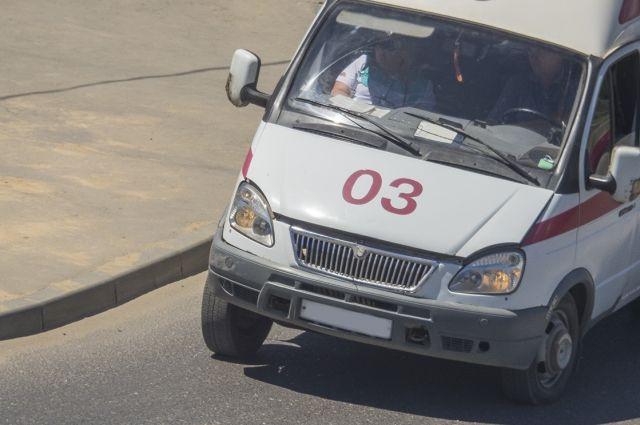 ВДТП под Волгоградом пострадали три ребенка