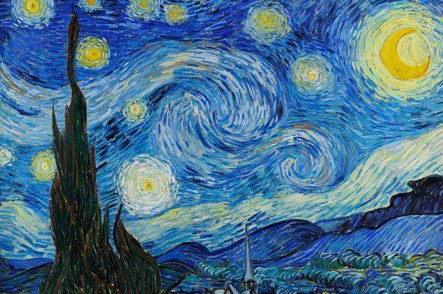 """""""Звездная ночь """" может украсить дом каждого человека."""