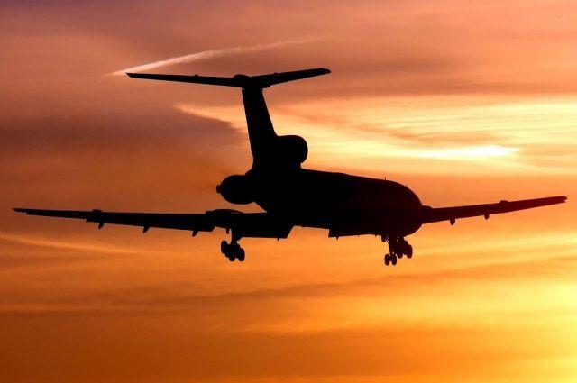 Наборту разбившегося самолета ТУ-154 было двое волгоградцев