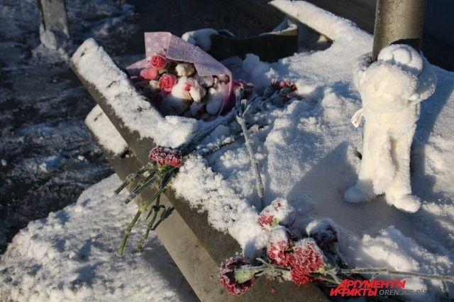 На оренбургских дорогах за год погибли 12 детей