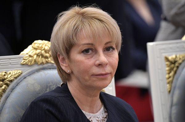 Директор Международной общественной организации «Справедливая помощь» Елизавета Глинка (Доктор Лиза).