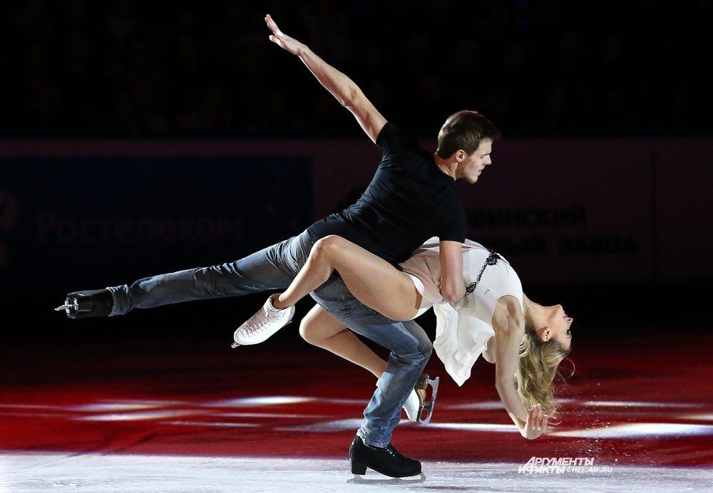 Виктория Синицина и Никита Кацалапов, Москва, 3 место