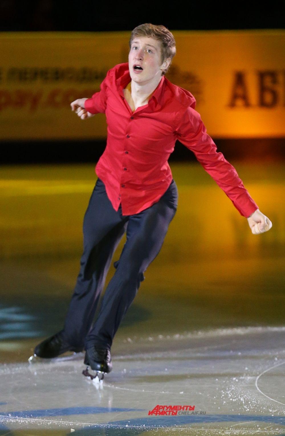 Александр Самарин,Москва, 2 место