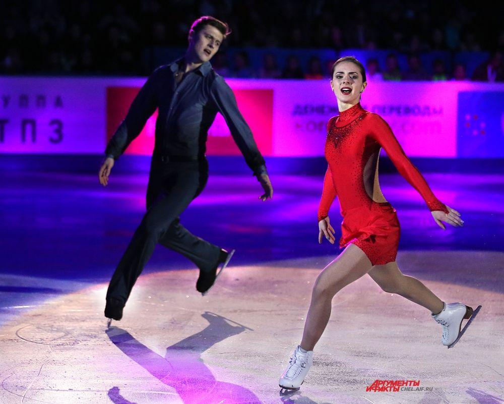 Наталья Забияко и Аллександр Энберт, Краснодарский край, 3 место