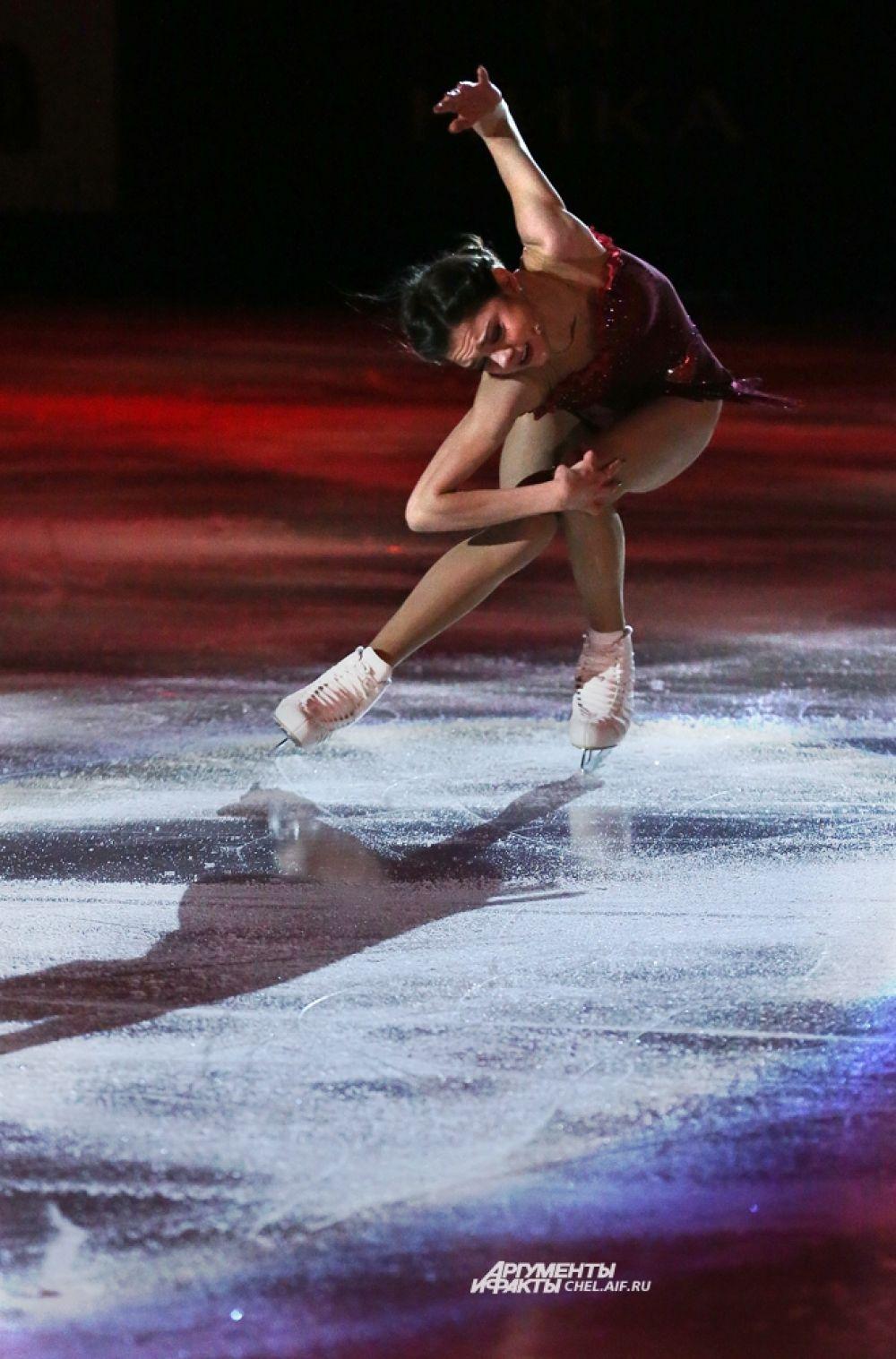 Евгения Медведева, Москва, 1 место