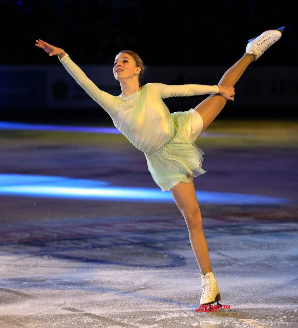 Наталья Сотскова,Москва, 3 место