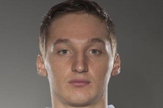 Новичок «Локомотива» Дмитрий Лугин непразднует голы вворота «Амура»