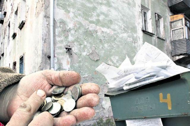 Выселение возможно, если за квартиру не платят более 6 месяцев.