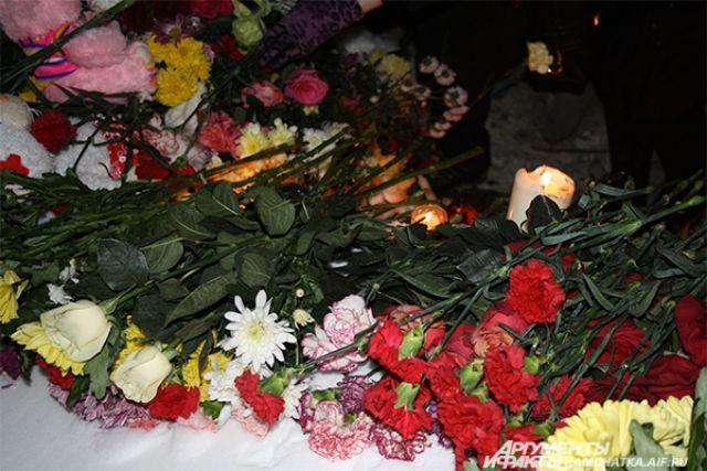Сегодня в России - день траура