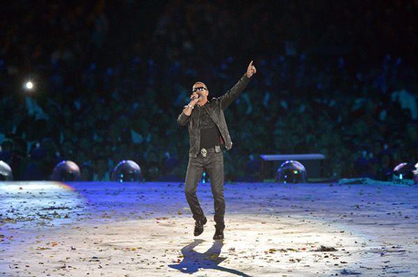 В 2002 году в рамках подготовки к Играм XXVIII Олимпиады 2004 года в Афинах Джорджу Майклу предложили написать гимн игр и выступить на открытии Олимпиады. Певец отказался. В 2012 году он выступил на церемонии закрытия ХХХ летних Олимпийских игр в Лондоне.