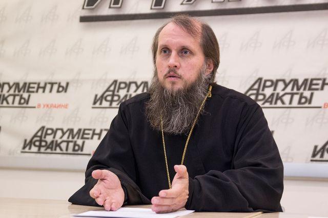 Епископ Новокаховский и Генический Филарет