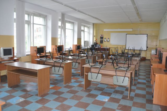 В Пономаревском районе из-за капремонта школы возбудили уголовное дело