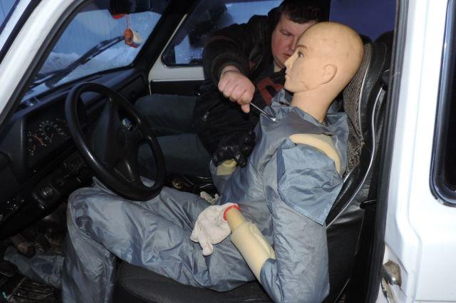 ВоВладимирской области зверски убили таксиста