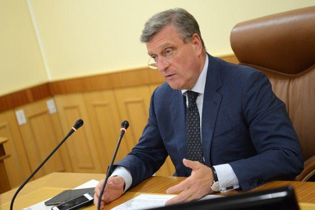 Игорь Васильев уйдет вотпуск нановогодние праздники