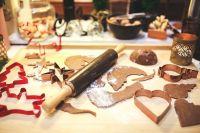 Десерт на праздничном столе никогда не будет лишним.