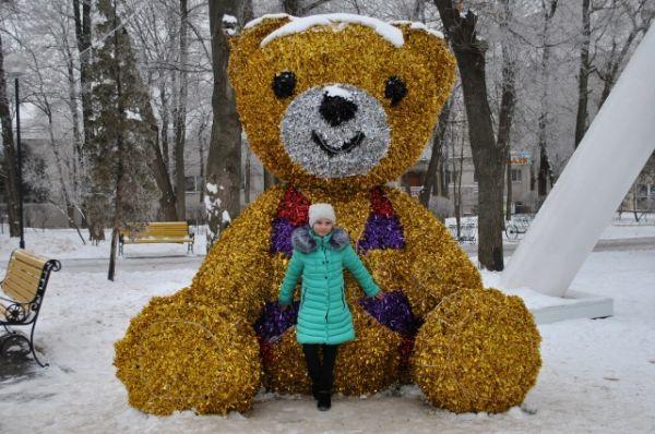 Такой увидела зиму в донской столице корреспондент «АиФ-Ростов» Кристина Ткачёва.