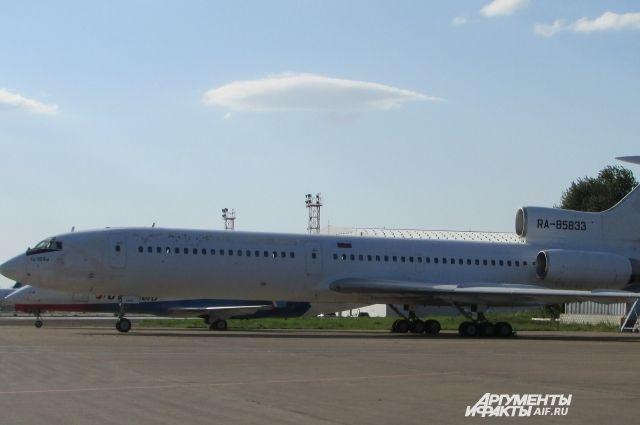 Кто входил в экипаж разбившегося самолета Ту-154?