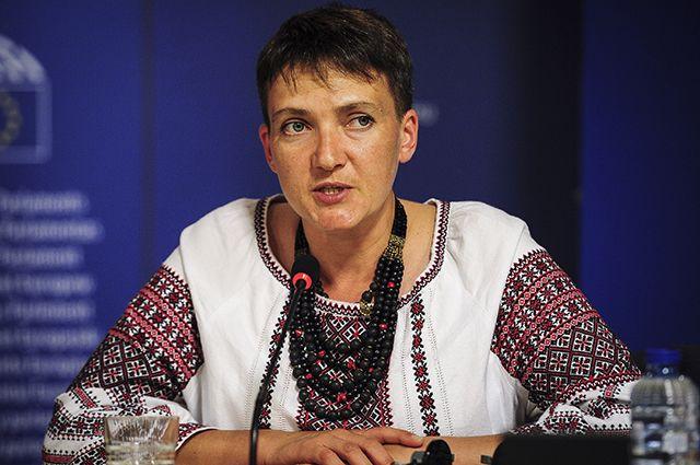 ДНР иЛНР вкачестве жеста доброй воли передадут Савченко 2-х  пленных