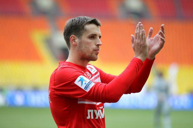 Тульский «Арсенал» ведёт переговоры сКириллом Комбаровым