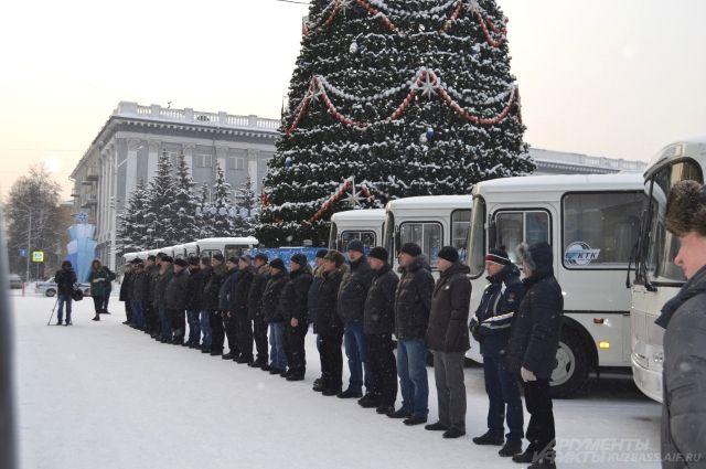 Опубликован график работы транспорта в Новый год.