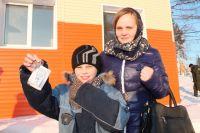 Триста жителей Усть-Кута встретят 2017 год в новых квартирах.