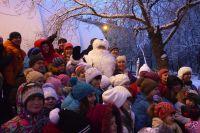 На новогодних каникулах можно найти немало развлечений в городе