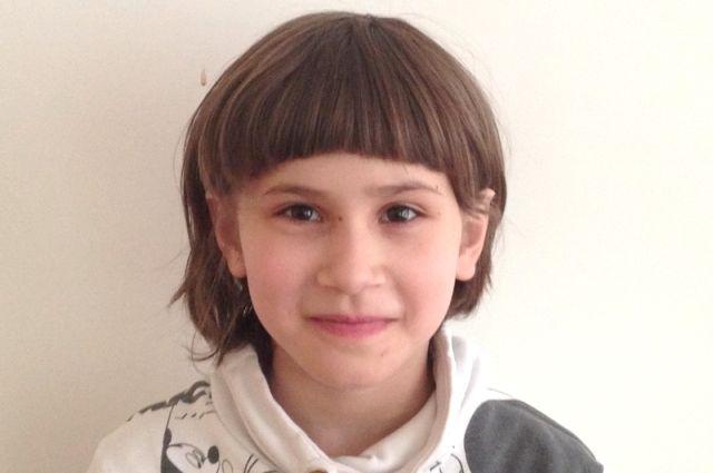 Восьмилетняя Камилла изБрянска ищет родителей