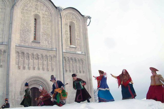 Владимирская земля - по-настоящему сказочный край, где традиции передают из поколения в поколение.