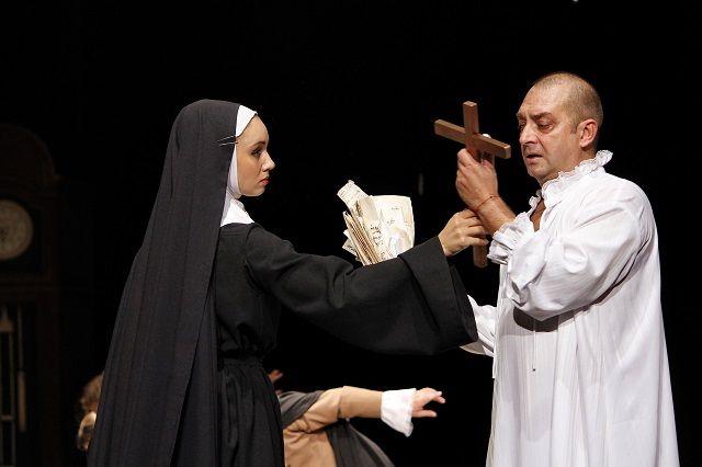 В Пензе театральная жизнь протекает, к счастью, мирно, но и у нас периодически появляются слухи о том, что репертуар местного театра «фильтруется» некими цензорами.