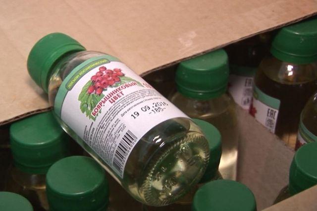 В год россияне потребляют от 170 до 250 миллионов литров спиртосодержащих средств - таких, как «Боярышник».