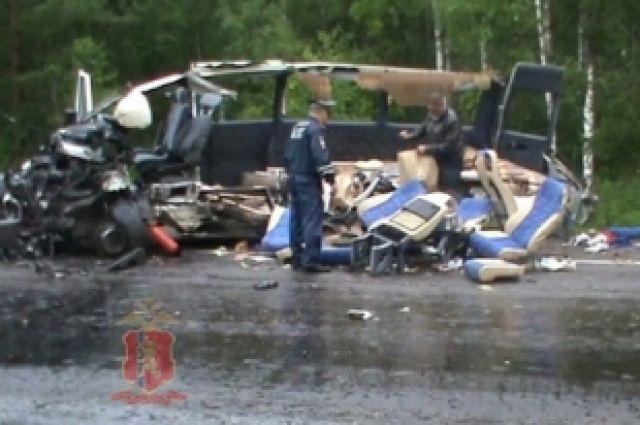 Виновным в аварии признали водителя рейсового автобуса Николая Усольцева.