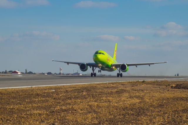 S7 Airlines начнет летать изБрянска вСанкт-Петербург сфевраля будущего года