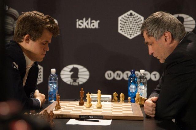 Карлсен и Иванчук