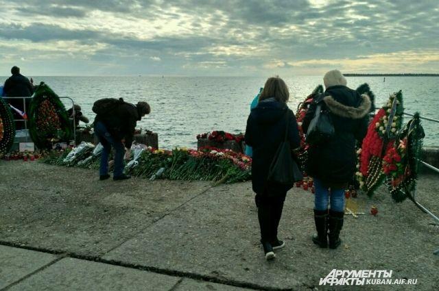 Найдены останки 2-го мотора рухнувшего Ту-154