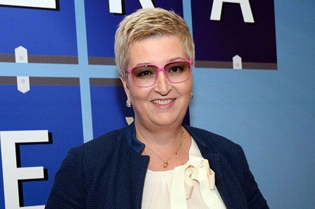 Татьяна Устинова.