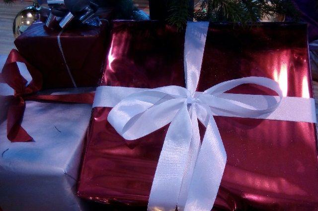 Подарки могут получить все желающие.