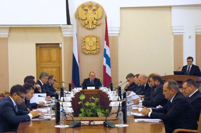 В центре внимания комиссии - контроль за использованием бюджетных средств.