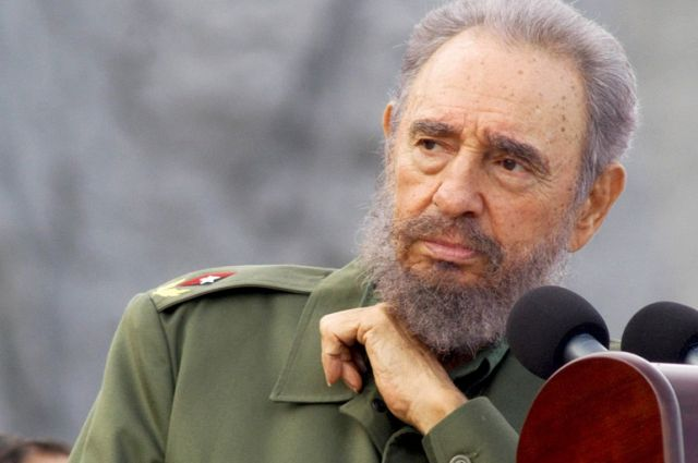 Использование имени иизображения Фиделя Кастро ограничили законом