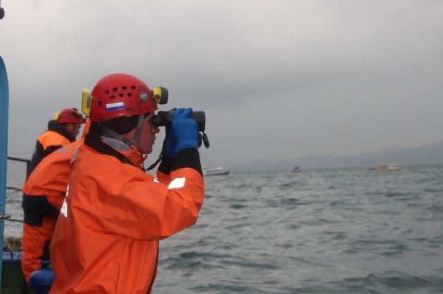 Падение самолета вСочи: размещено видео обследования водолазами фрагментов Ту-154