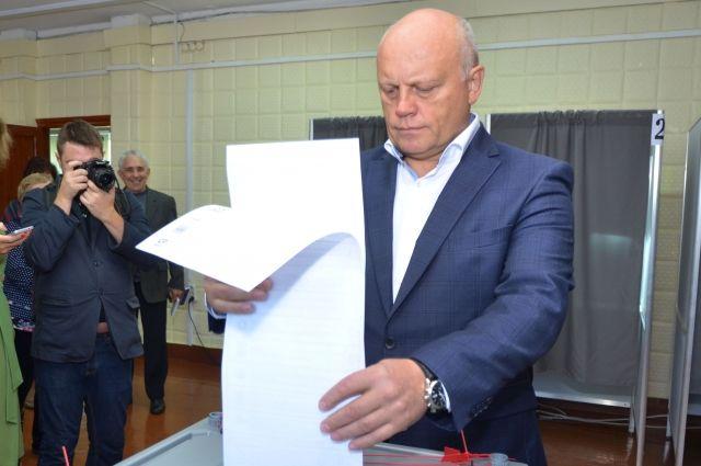 Назаров повлияет на решение комиссии, которая выберет мэра.