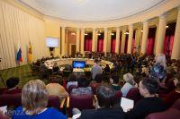В пресс-конференции главы региона приняли участие более 80 представителей пензенских СМИ.