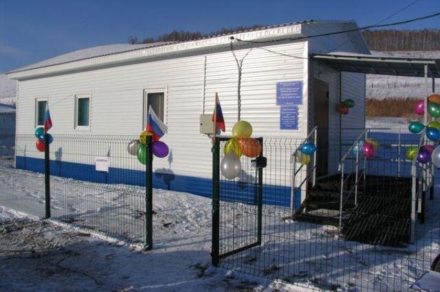 За 5 лет в Красноярском крае открылось 118 модульных ФАПов.