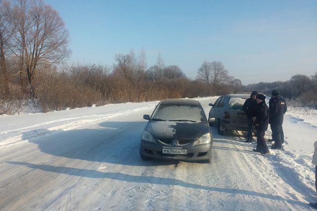 Машина был обнаружен на дороге к селу Большая Елань Пензенского района.